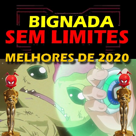Melhores de 2020 - Palmon digivolve para Togemon em Digimon (2020)