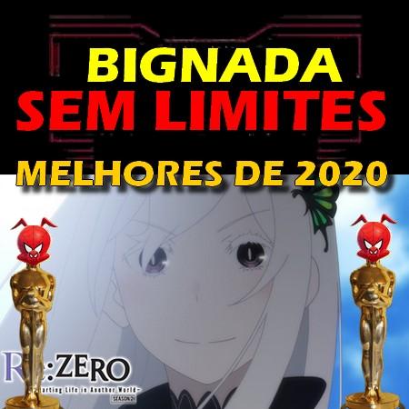 Melhores de 2020 - Surge Echidina, Bruxa da Ganância, em Re Zero Season 2