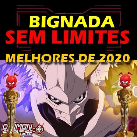 Melhores de 2020 - Surge Omnimon em Digimon (2020)
