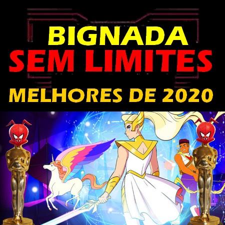 Melhores de 2020 - Transformação Final de Adora em She-Ra e as Princesas do Poder