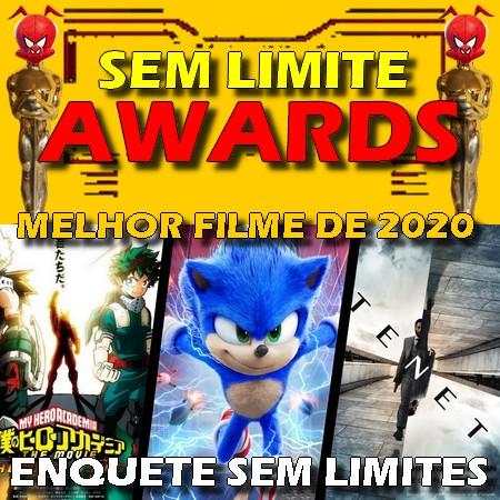 Sem Limite Awards 2020 - Votação do Melhor Filme do Ano