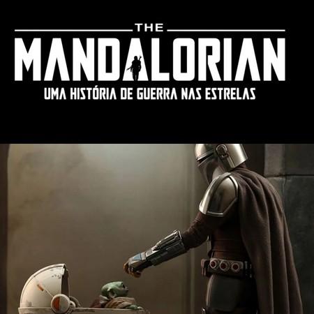 The Mandalorian - Uma História de Guerra nas Estrelas - Chamada Oficial na Tela Quente da Rede Globo