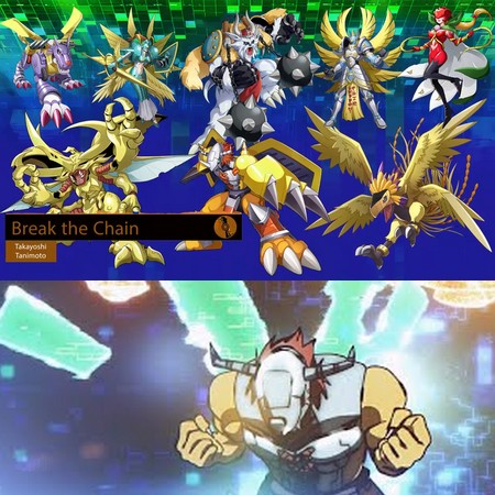 Digimon (2020) - Break The Chain by Takayoshi Tanimoto - Audio da Jump Festa 2021 Online