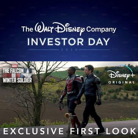 Falcão e o Soldado Invernal - Trailer Oficial da Série do Disney Plus