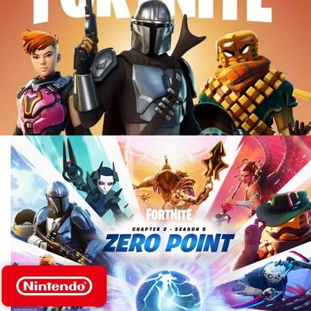 Fortnite - Chapter 2 - Trailer Oficial da Season 5! Ponto Zero