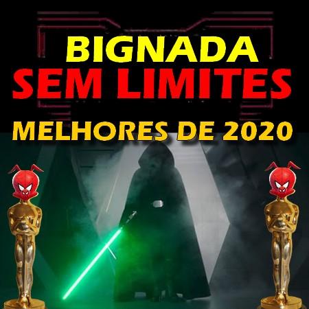 Melhores de 2020 - Luke Skywalker em The Mandalorian