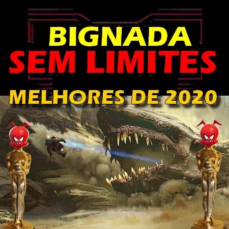Melhores de 2020 - Mando e Cobb Vanth Vs. Krayt Dragon em The Mandalorian