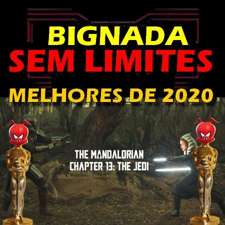 Melhores de 2020 - Din Djarin Vs. Ahsoka Tano em The Mandalorian