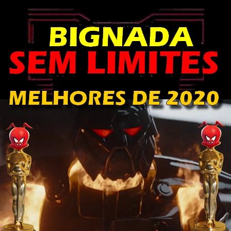 Melhores de 2020 - Mando Vs. Dark Trooper em The Mandalorian