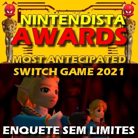 Nintendista Award 2020 - Game mais Esperado de Switch de 2021