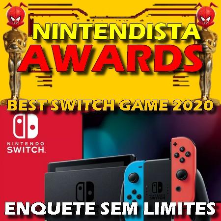 Nintendista Award 2020 - Melhor Game de Switch do Ano