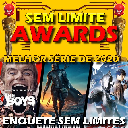 Sem Limite Awards 2020 - Votação do Melhor Série do Ano