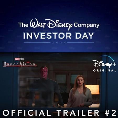 Wandavision - Trailer #2 da Série do Disney Plus