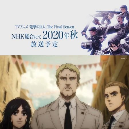 Attack on Titan - Final Season - Preview do Episódio 4