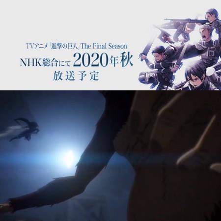 Attack on Titan - Final Season - Preview do Episódio 7