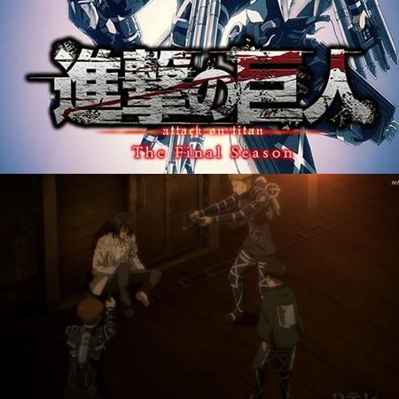 Attack on Titan - Final Season - Preview do Episódio 8
