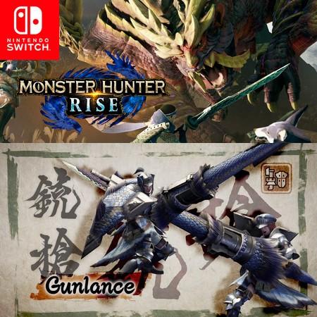 Monster Hunter Rise - Gunlance - Trailer do Game