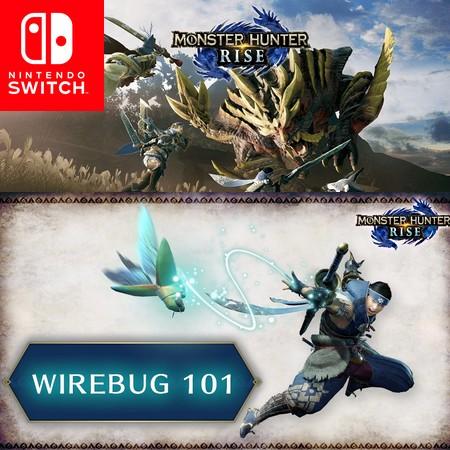 Monster Hunter Rise - Hunting 101 Wirebug