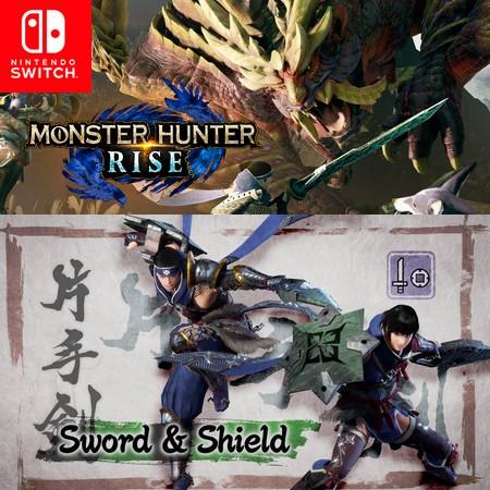 Monster Hunter Rise - Sword and Shield - Trailer do Game