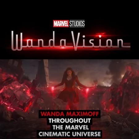 Wandavision - Wanda Maximoff em todo o MCU (incluindo Wandavision!)