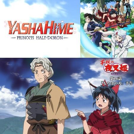Yashahime - Princess Half-Demon - Preview do Episódio 16