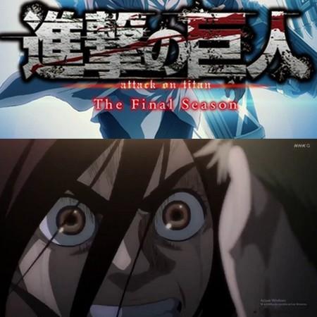 Shingeki no Kyojin - Final Season - Preview do Episódio 11