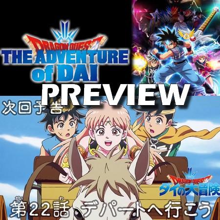 Dragon Quest - Adventure of Dai - Preview do Episódio 22