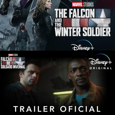 Falcão e o Soldado Invernal - Trailer do Super Bowl 2021