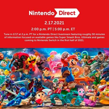 Nintendo Direct - Assista o Evento Digital Completo