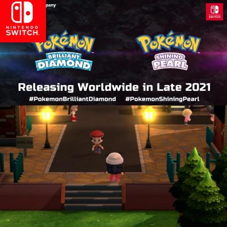 Pokemon Brilliant Diamond and Shining Pearl - Trailer de Anúncio dos Remakes