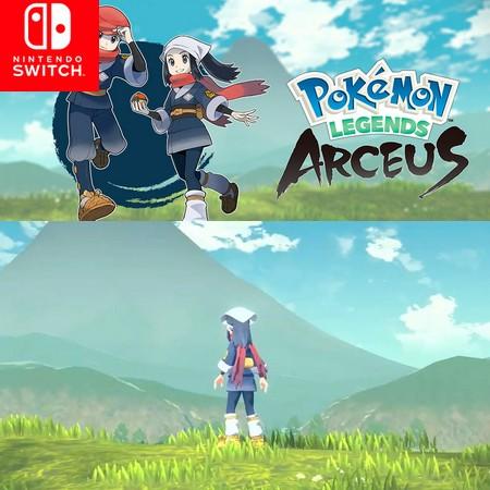 Pokemon Legends Arceus - Trailer de Anúncio do Game