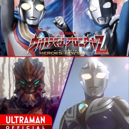 Ultraman Chronicle Z - Heroes Odyssey - Episódio 8