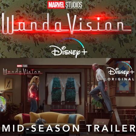 Wandavision - Trailer de Mid-Season do Disney Plus
