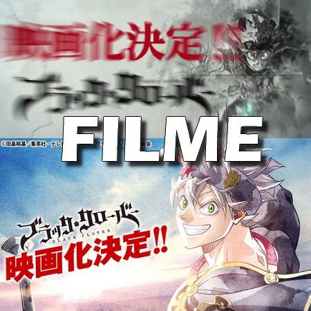 Black Clover - Preview Teaser do Filme do Anime