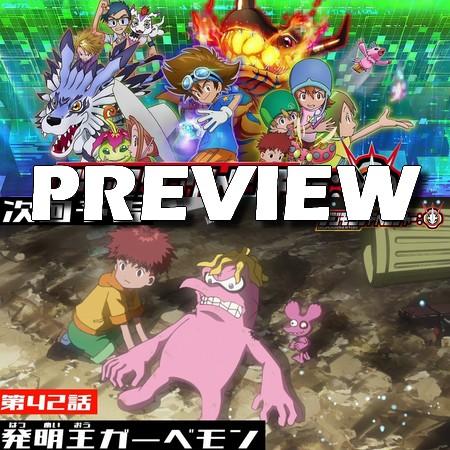 Digimon (2020) - Preview do Episódio 42
