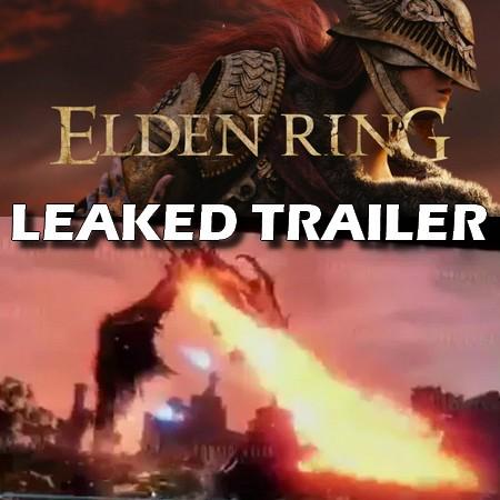Elden Ring - Vazou QUATRO Trailers de Gameplay do Game