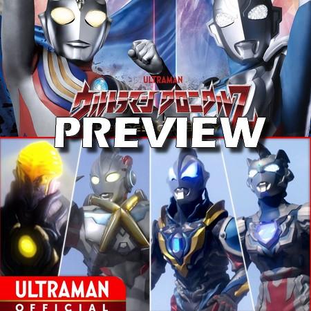 Ultraman Chronicle Z - Heroes Odyssey - Episódio 10