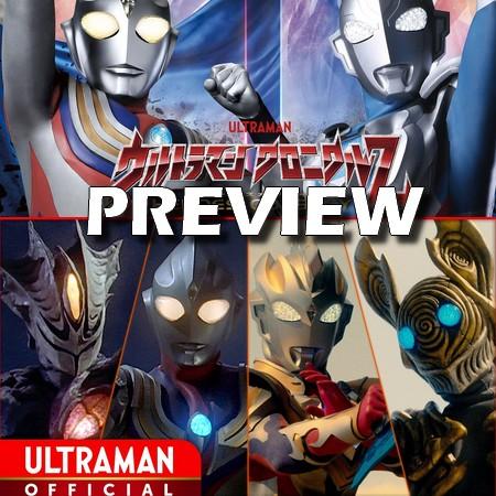 Ultraman Chronicle Z - Heroes Odyssey - Episódio 9