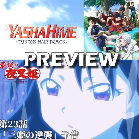 Yashahime - Princess Half-Demon - Preview do Episódio 23