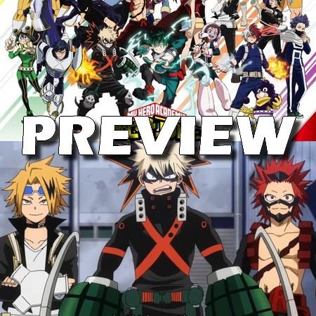 Boku no Hero Academia Season 5 - Preview do Episódio 3 do Anime