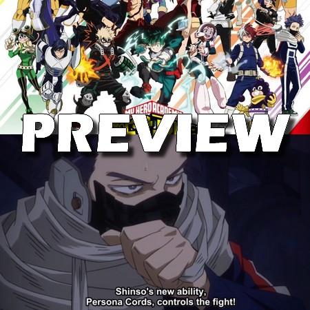 Boku no Hero Academia Season 5 - Preview do Episódio 4 do Anime
