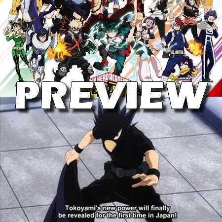Boku no Hero Academia Season 5 - Preview do Episódio 5 do Anime