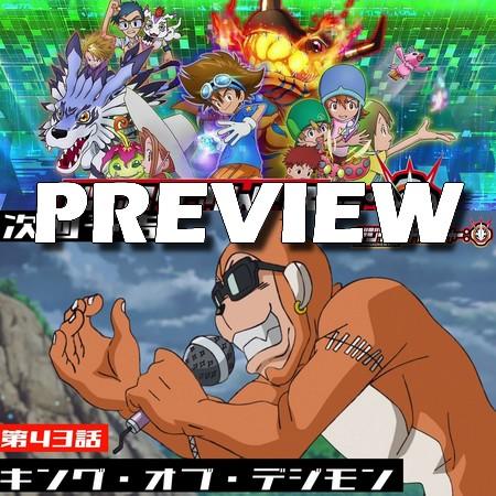 Digimon (2020) - Preview do Episódio 43