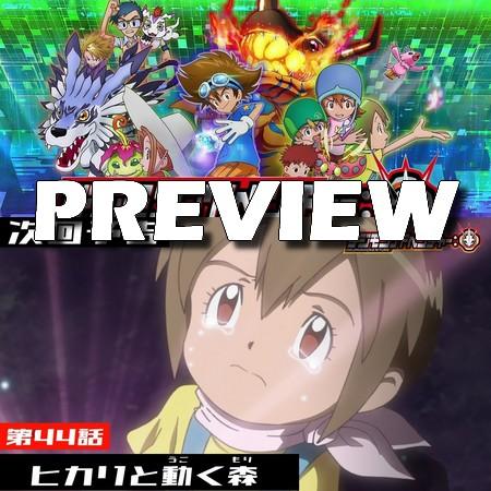 Digimon (2020) - Preview do Episódio 44