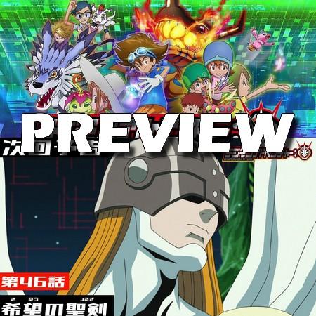 Digimon (2020) - Preview do Episódio 46