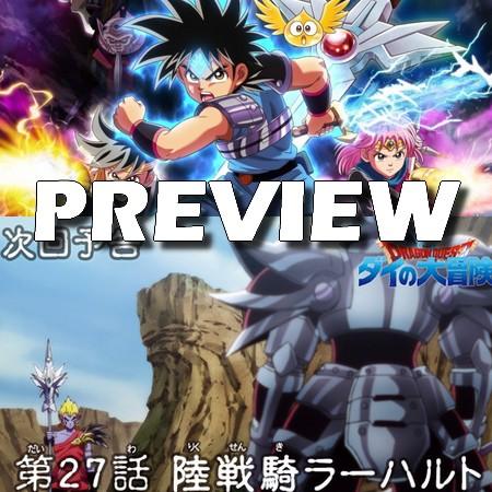 Dragon Quest - Adventure of Dai - Preview do Episódio 27