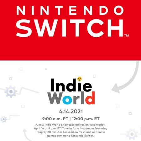 Indie World 04/14/2021 - Assista o evento digital completo ao vivo