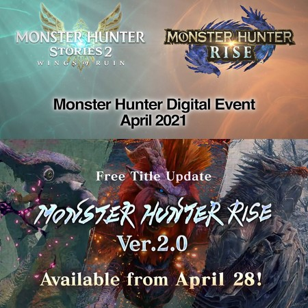 Monster Hunter Digital Event 27/04/2021 - Completo