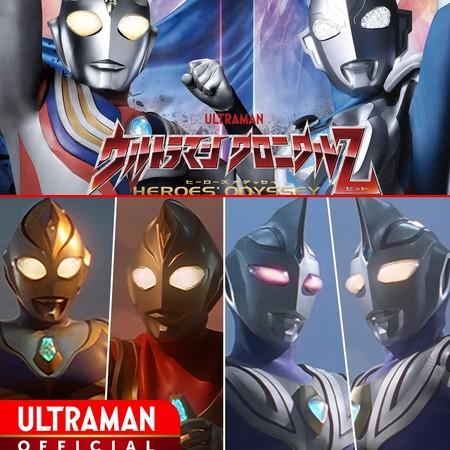 Ultraman Chronicle Z - Heroes Odyssey - Episódio 16