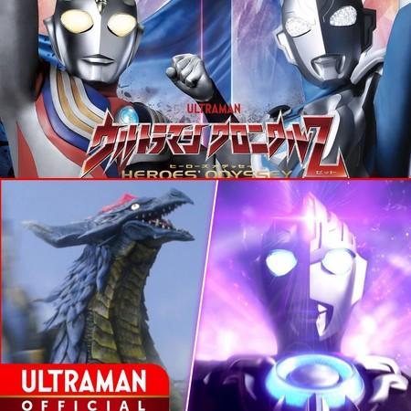 Ultraman Chronicle Z - Heroes Odyssey - Episódio 17